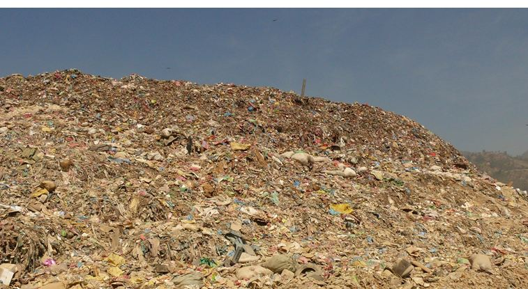 problems of solid waste management in developing countries